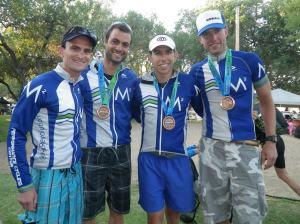 Wildflower medals M2