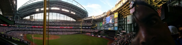 Brewers Stadium