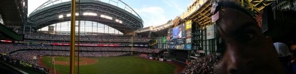 Brewers Stadium