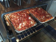 Homemade baked ziti. All of it, please. Italian reunions ftw!